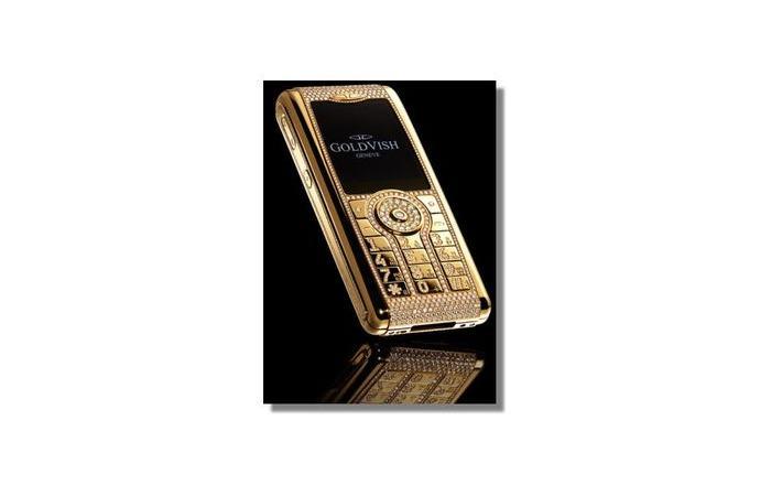 Extreme - Handy aus Gold mit Diamanten oder aus Papier