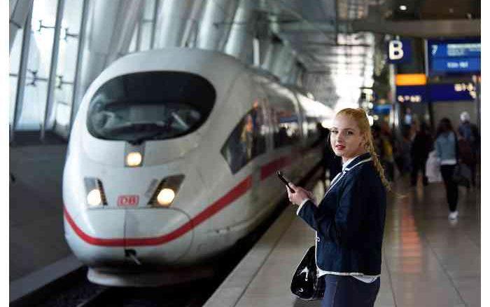 Neuer Service gestartet - Bahnticket und Sitzplatzreservierung per Handy
