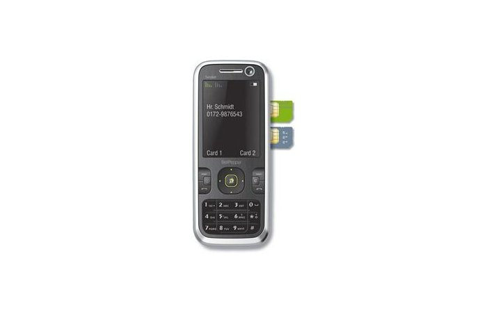 Das Handy H2S Dual Sim von Hop - Einfach zweifach