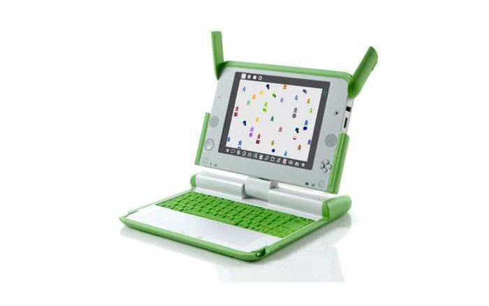 Einen für Dich und einen für mich - 100-Dollar-Laptop für jedermann