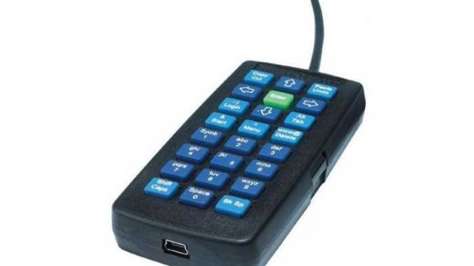 cre8txt - Handy-Tastatur für den Computer unterstützt SMS-Schreiber