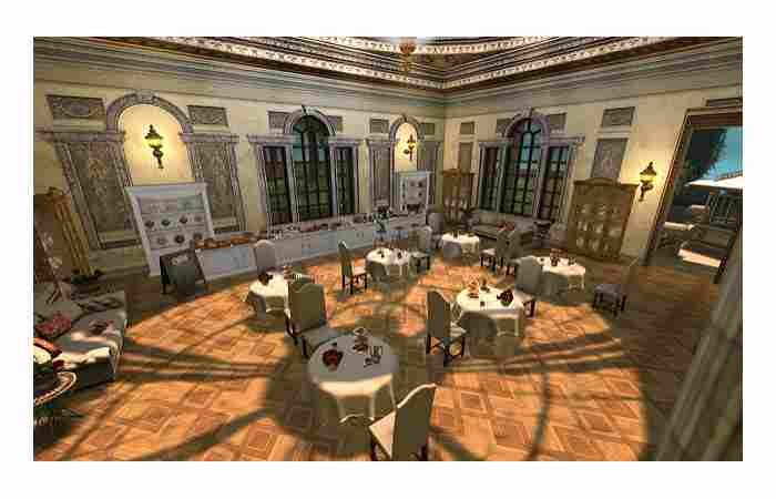 Second Life - Auszug aus der virtuellen Welt