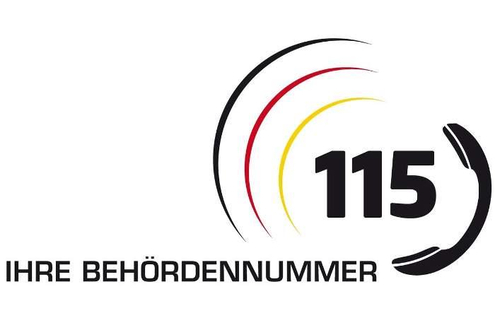 Behörden-Hotline 115 - Bürgertelefon mit einheitlicher Behördenrufnummer gestartet