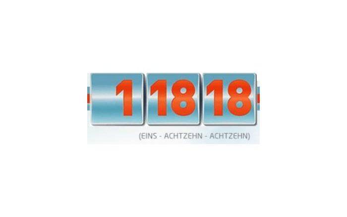 11818-auskunft
