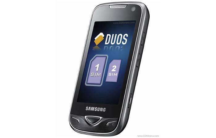 Dual-SIM-Handy Samsung B7722 - Modernes Mobiltelefon für zwei SIM-Karten