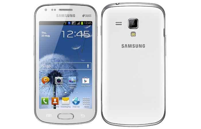 Mit dem Samsung Galxy S Duos zwei SIM-Karten gleichztietig betreiben