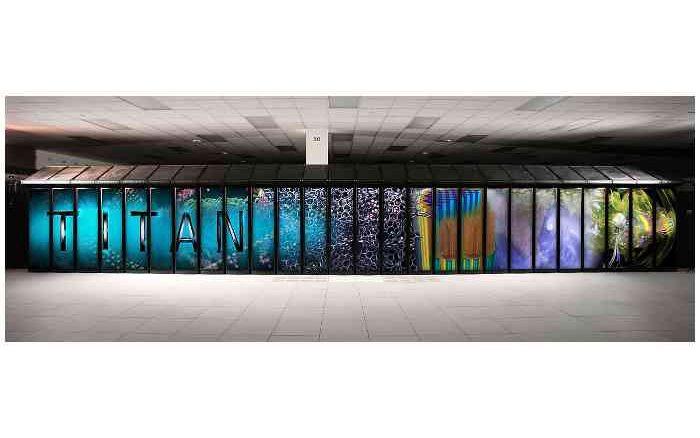 Supercomputer Titan - Schnelle Rechenarbeit mit vielen Grafikprozessoren