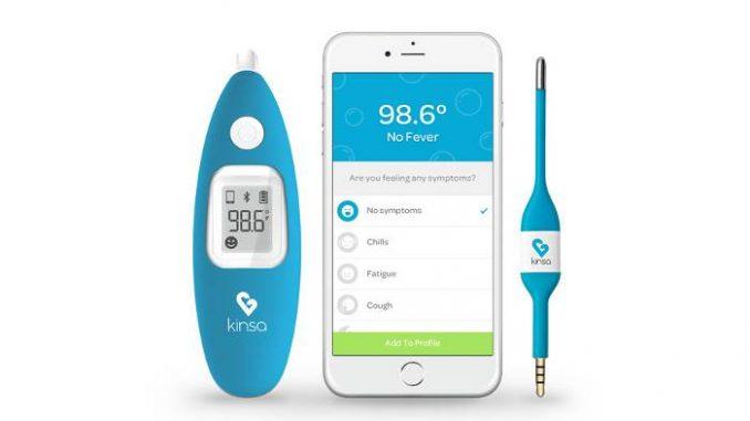 Kinsa Health Fieberthermometer