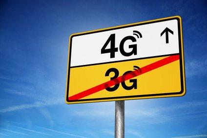 Mobilfunkstandards der Netze