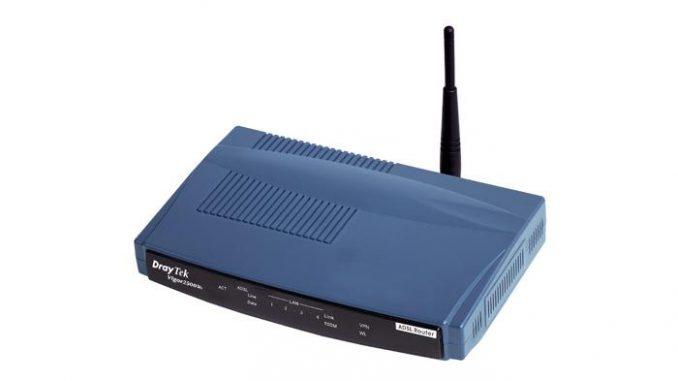 DSL WLAN-Router