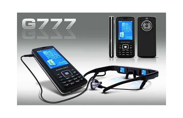 Generale Mobile G777