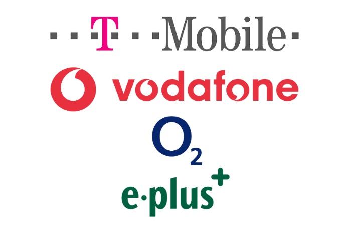 Mobilfunknetzbetreiber in Deutschland