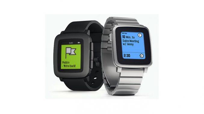 Pebble - Smartwatch erzielt auf Kickstarter 20,3 Mio. Dollar