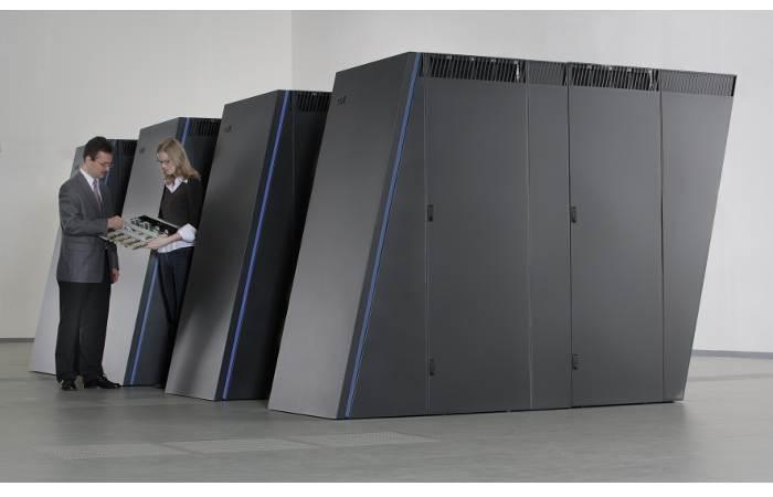 Supercomputer JUBL
