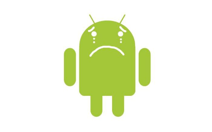 android-lost