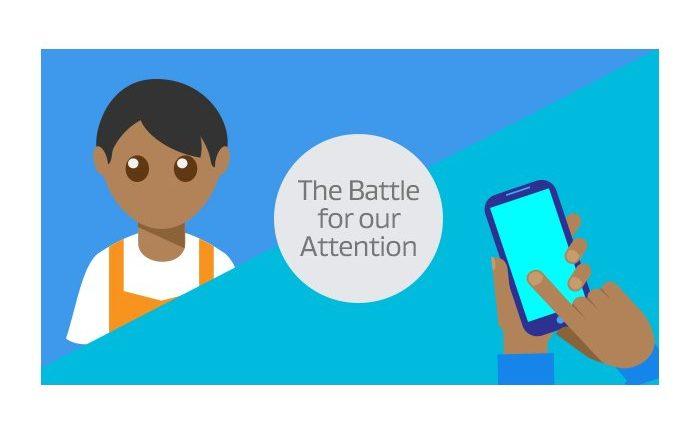 Smartphonenutzung – Kinder mehr Aufmerksamkeit