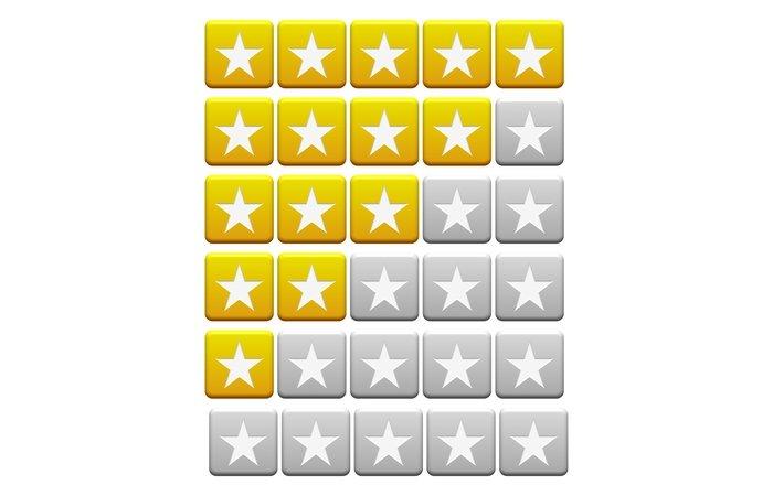 Online-Bewertungen – die gefälschten fünf Sterne