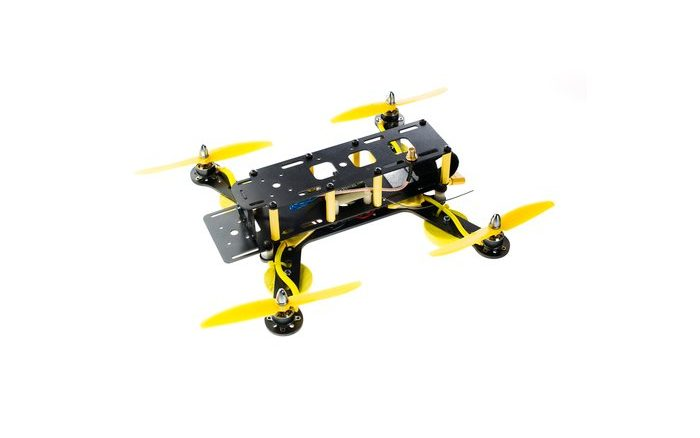 Drohnen-Lieferservice