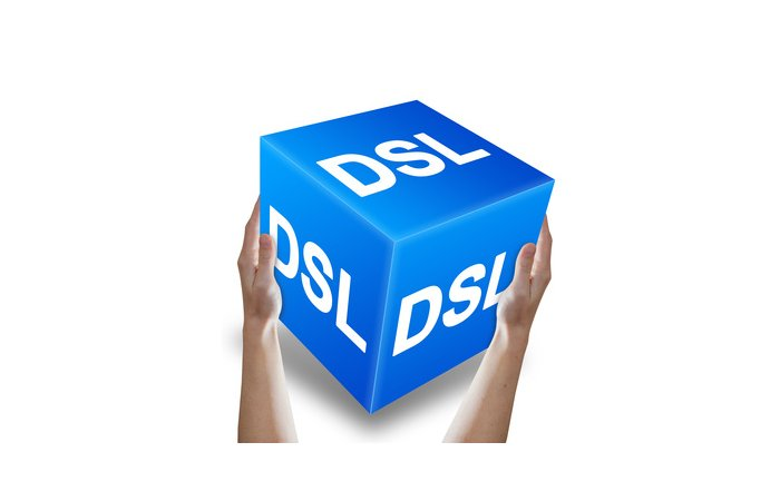 Highspeed Internetanschluss DSL - Neue Informationsseite