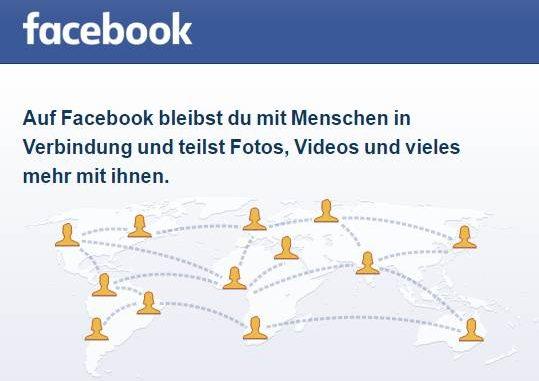 Werbewahn - Facebook lotst dich in das örtliche Fachgeschäft