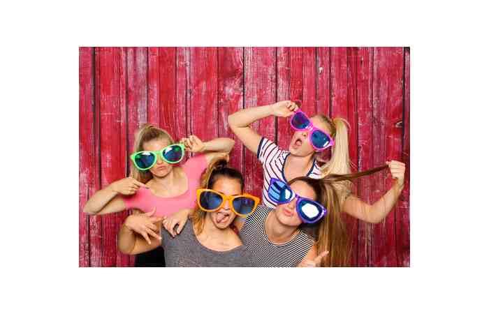 Trend Fotobox - Spaß mit Online-Cloud und Social-Media-Funktion