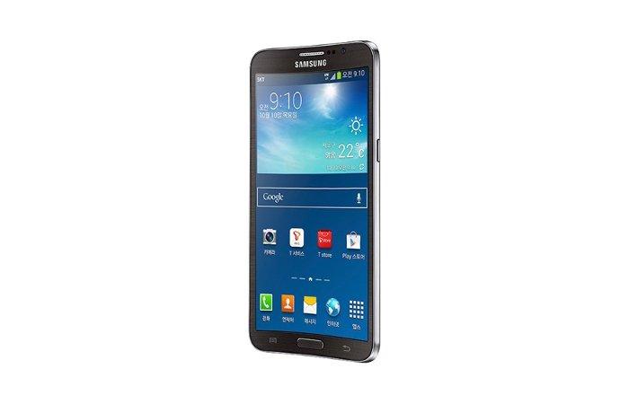 Samsung Galaxy Round - Weltweit erstes Smartphone mit gebogenem Display
