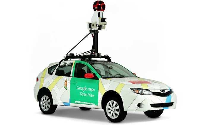 Bessere Karten - Google schickt wieder Autos durch die Straßen