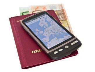 Handy im Ausland