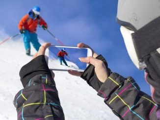Handy vor Kälte schützen
