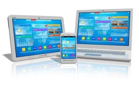 Urheberrecht Handys und Tablets