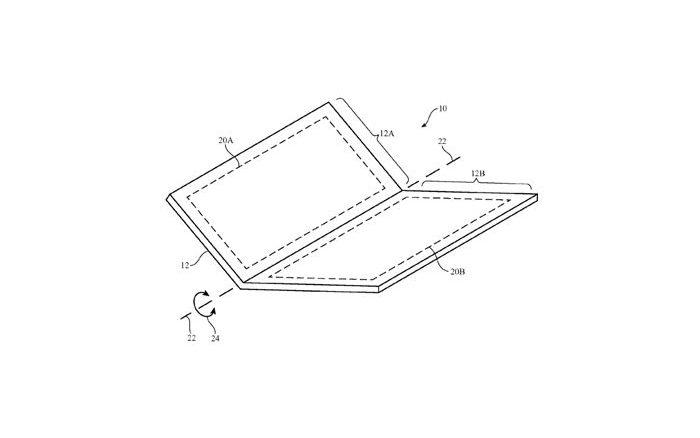 Neues Patent - Apple faltet das iPhone zusammen