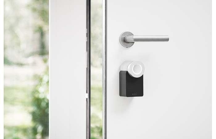 Noki, smartes Türschloss ohne Schlüssel