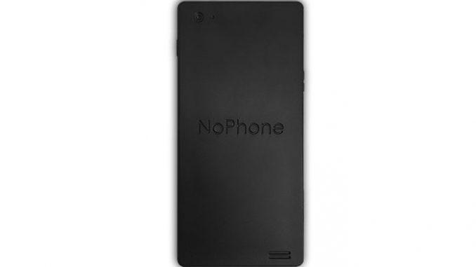 NoPhone - Crowdfunding für ein Smartphone ohne Telefon