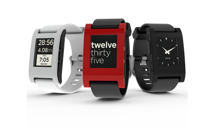 Smartwatch Pebble dank Crowdfunding  entwickelt