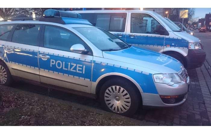 Hinweis an die Polizei - Auch online möglich