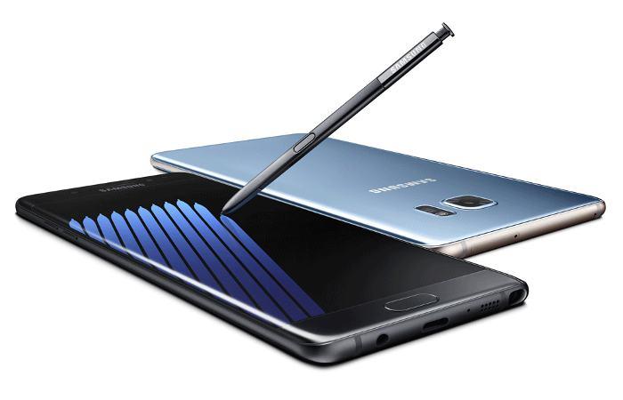 Akkus des Galaxy Note 7 Ursache für Brände