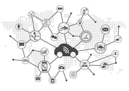 Smart Car - Autohersteller greifen Daten im großen Stil ab