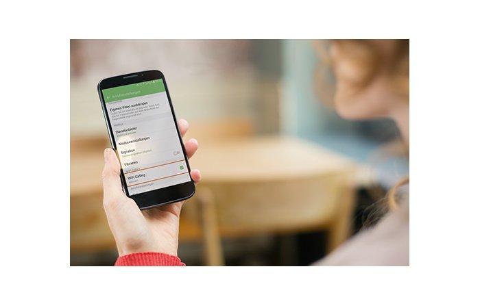 Mobilfunknetz - Vodafone bietet 100 MBit/s im Upload