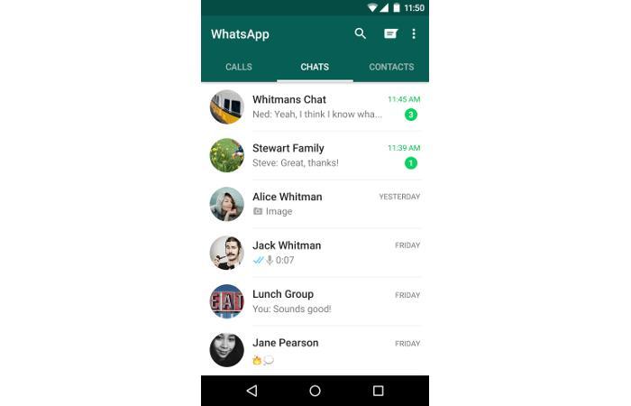 WhatsApp – die Neuigkeiten des beliebtesten Messengers auf einen Blick