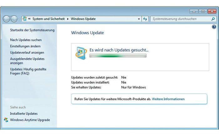 Windows 10 - zukünftig 35 Prozent kleine Updates
