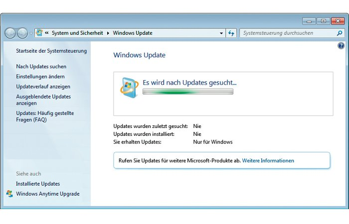 Windows 10 - Bug verzögert Update