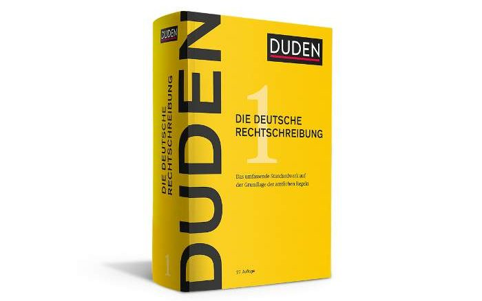 Duden - 5.000 neue Wörter aufgenommen