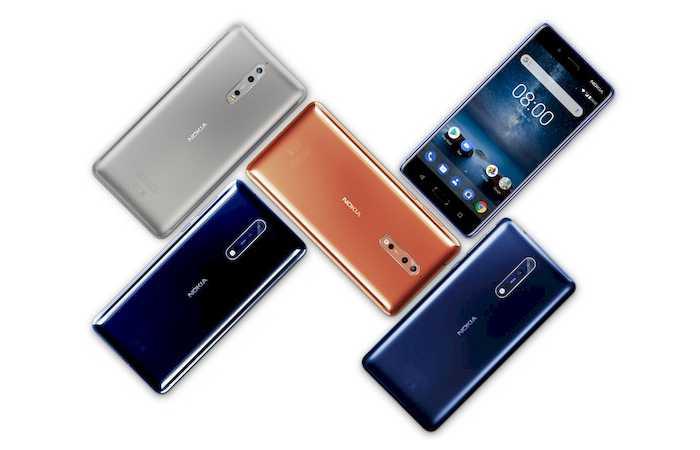 Nokia 8 - neues Premium-Smartphone der Kultmarke