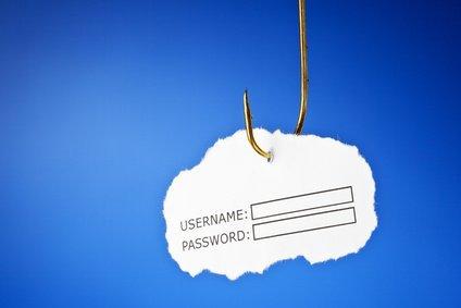 Phishing Passwort