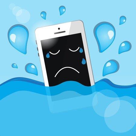 Wasserschaden Handy