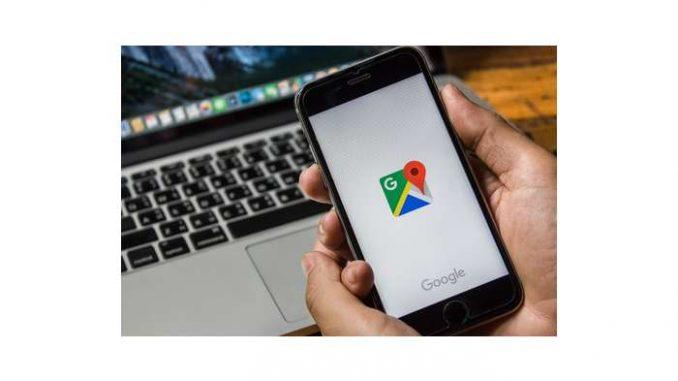 Google Ortung