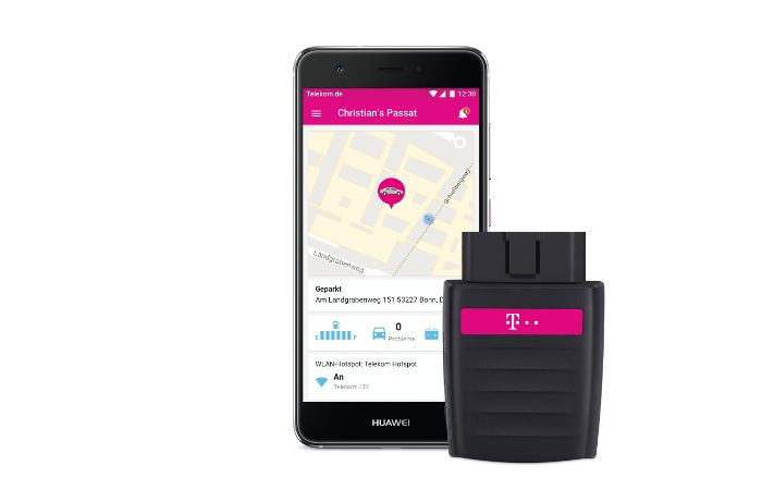 CarConnect - Telekom bietet Hotspot fürs Auto
