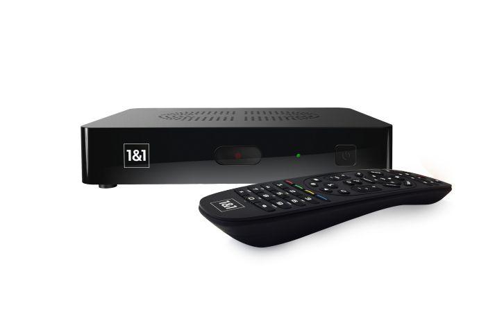 1&1 TV - IPTV aus der Cloud