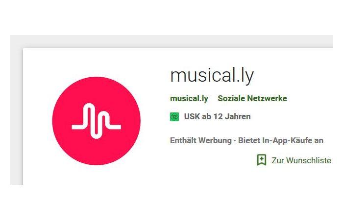 musical.ly - beliebte Musik-App für Kinder gefährlich
