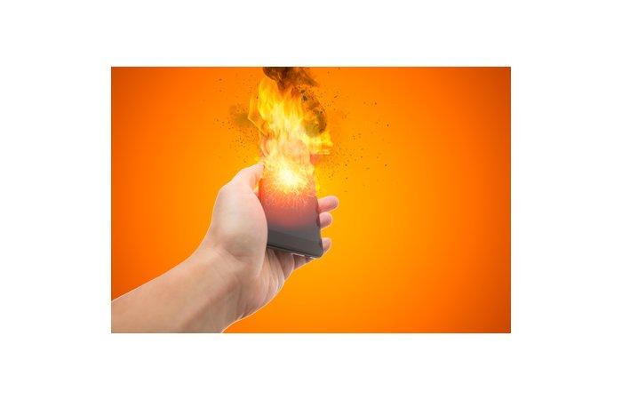 Explosion - Handy tötet Geschäftsführer eines Start-ups